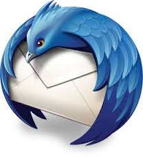Mozilla Thunderbird email client - free software
