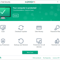 Save up to 40% on Kaspersky